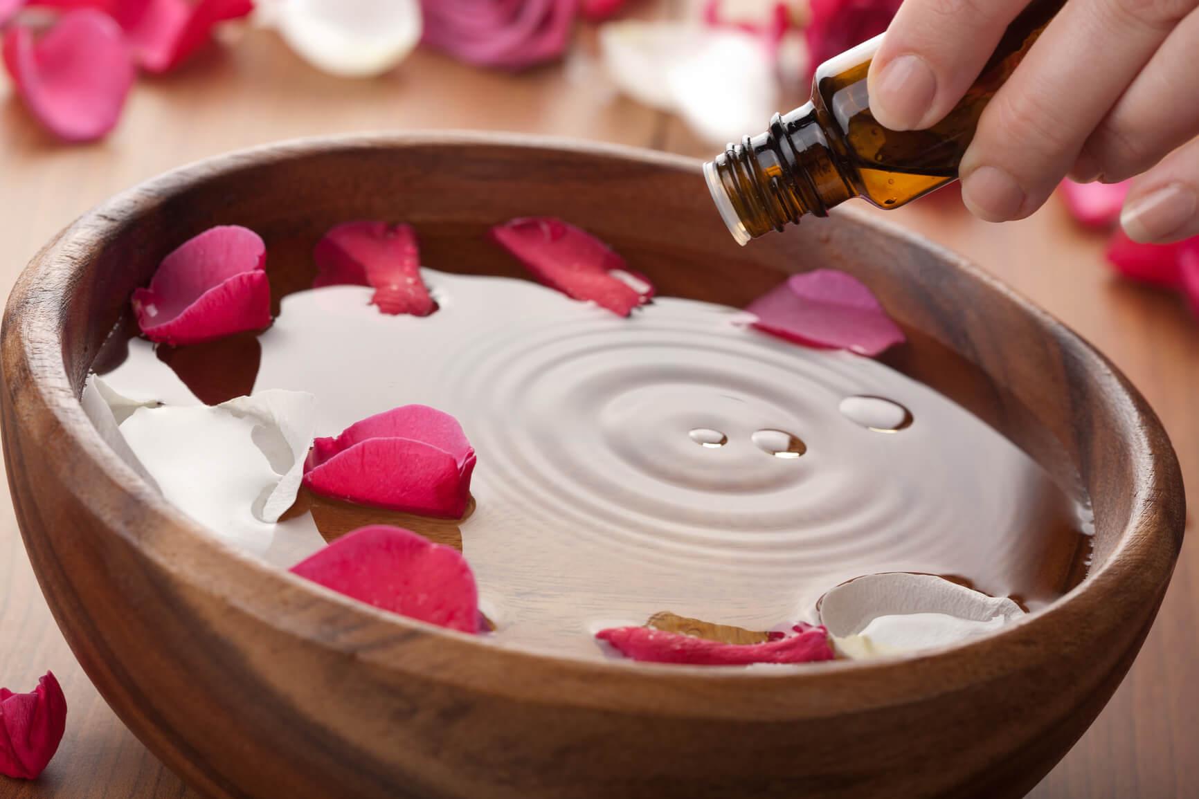 Повышение потенции ароматерапией
